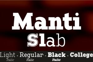 Manti Slab