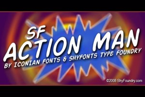 SF Action Man