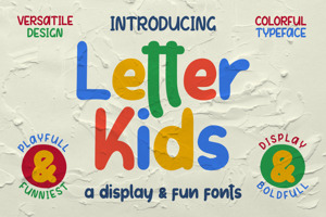 Letter Kids