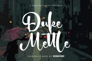Duke Mettle
