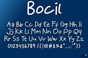 Bocil