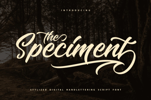 The Speciment