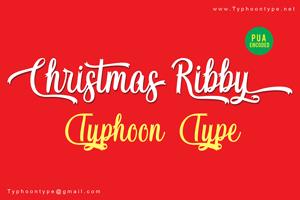 Christmas Ribby