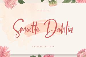 Smooth Dahlia
