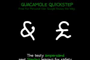 Guacamole Quickstep