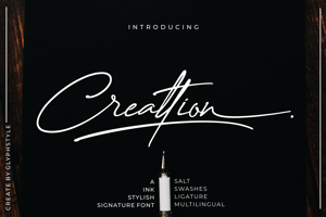 Creattion