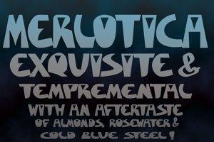 Merlotica Sans
