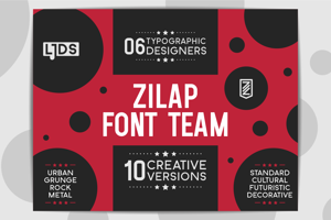 Zilap Font Team