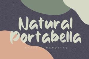 Natural Portabella