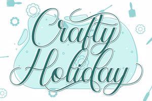 Crafty Holiday