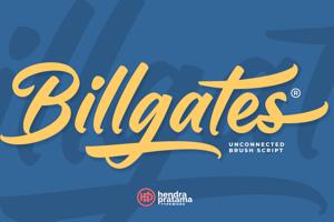 Billgates Script