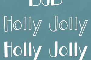 DJB Holly Jolly