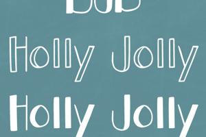 DJB Holly Jolly