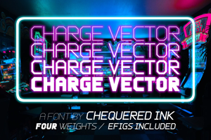 Charge Vector