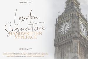 London Signature