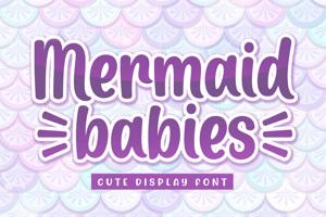 Mermaid Babies