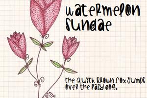 WatermelonSundae