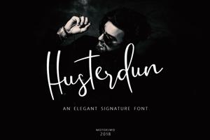 Husterdun Script