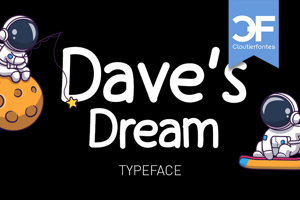 CF Daves Dream PERSONAL