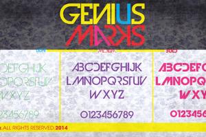 Genius Marks
