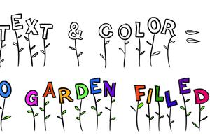 Typo Garden Demo