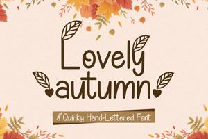 Lovelly Autumn