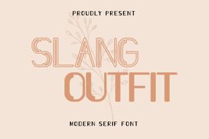 Slang Outfit