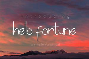 hello fortune
