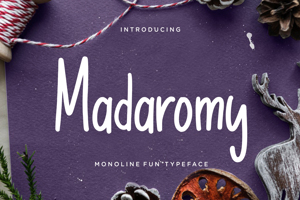 Madaromy