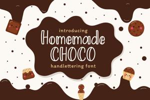 Homemade Choco