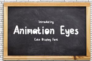 animasi eyes