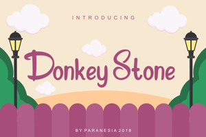 Donkey Stone