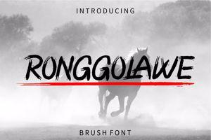 RONGGOLAWE