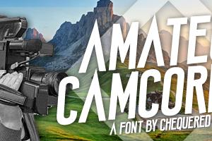 Amateur Camcorder