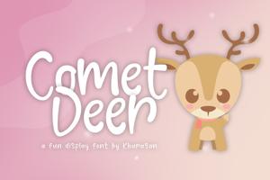 Comet Deer