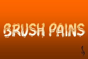 Brush Pains