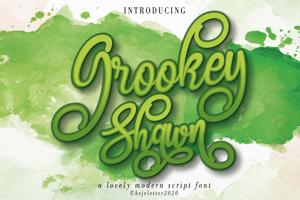 Grookey Shawn