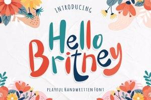 Hello Britney