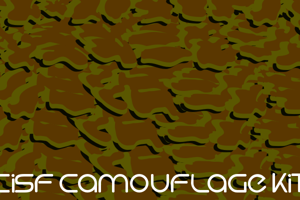 CISF Camouflage Kit