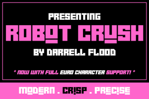 Robot Crush