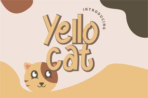 Yello Cat