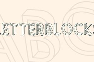 Letterblocks