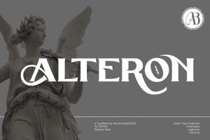 ALTERON