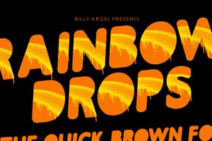 RAINBOWDROPS