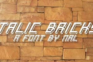 Italic Bricks