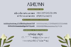 Ashelynn Sweet Demo Sans