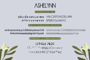 Ashelynn Sweet Demo Sans