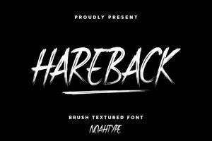 Hareback