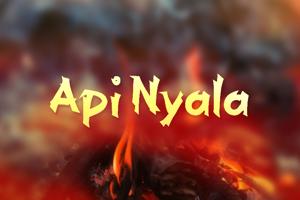a Api Nyala