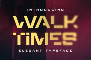Walktimes